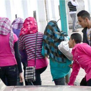 girls harassment egypt 15