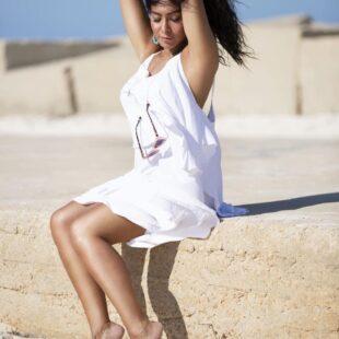 mirhan hussein white mini dress fngml 10