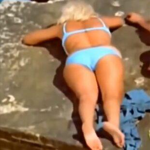 soheir ramzy dance bikini 01