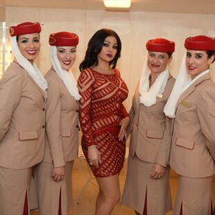 emirates women cabin crew sexy 04