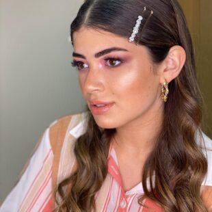 layla ahmed zaher beautiful makeup
