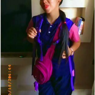 jowairia hamdy high school dress