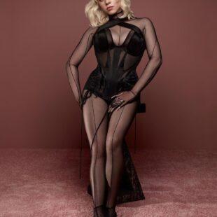 billie eilish see through dress sexy