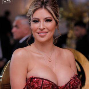 Mariam El Dabbagh Naked Big Tits Sexy Photo